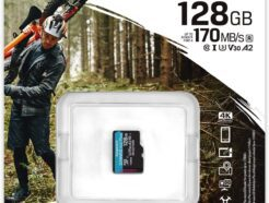 KINGSTON MICRO SD 128GB CL10 CANVAS GO PLUS SDCG3/128GBSP NO SDCARD ADAPTER