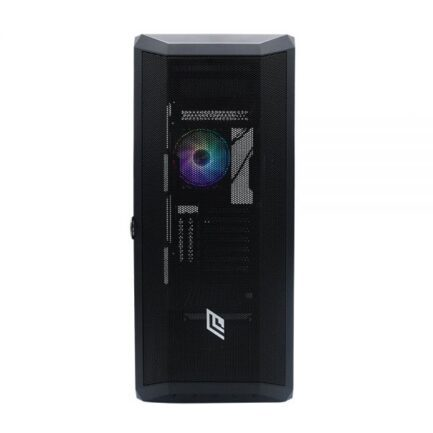 NOUA CASE MID-ORIZON M3 BLACK USB 3.0 FAN RGB NO ALIM. CS1020CZ-M3K917