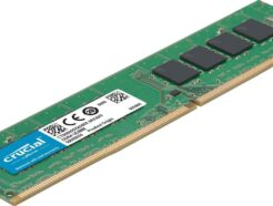 CRUCIAL RAM DDR4 8GB 3200MHZ PC4-25600 CT8G4DFRA32A