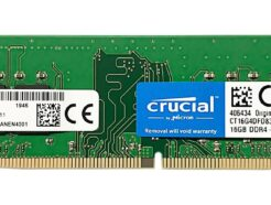 CRUCIAL RAM DDR4 16GB 3200MHZ PC4-25600 CT16G4DFD832A
