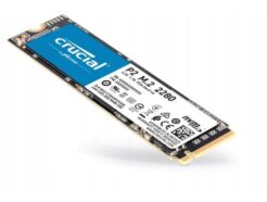 CRUCIAL SOLID STATE DRIVE SSD P2 1TB PCIe M.2 NVMe CT1000P2SSD8