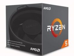 AMD PROCESSORE CPU SIX-CORE  RYZEN 5 1600 3