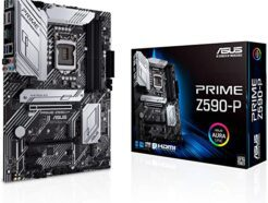 ASUS SCHEDA MADRE PRIME Z590-P 4X DDR4 HDMI/DISPLAY-PORT SOCKET 1200