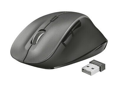 TRUST OPTICAL MOUSE ZELO SILENT CLICK NERO WIRELESS 22706