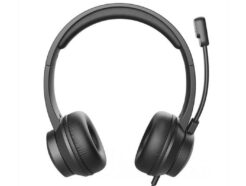 TRUST CUFFIE CON MICROFONO RYDO ON-EAR USB 24133