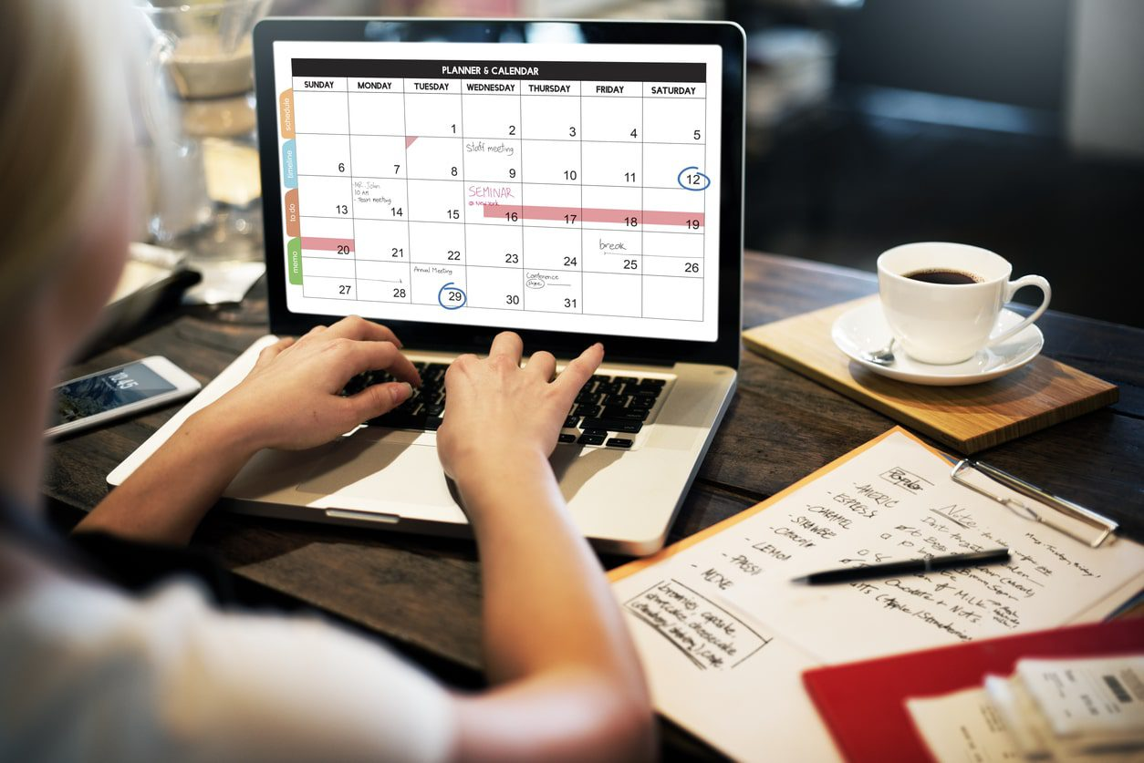 Calendario di Contenuti - Calendario Editoriale - Social Media Marketing